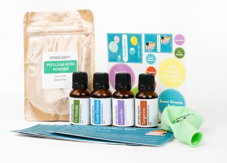 Simply Earth   July's Recipe Box