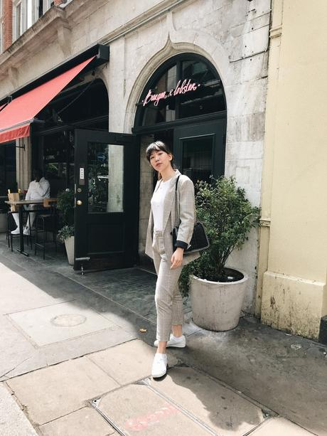 WHAT I WORE THIS MONTH