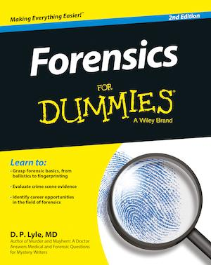 Talking About Forensic Science on the For Dummies Podcast Series