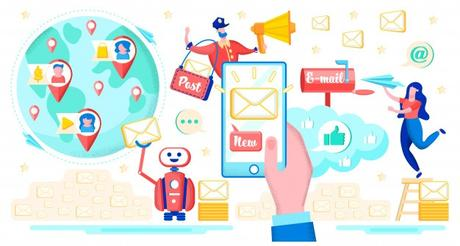 Easy Answering of Email Messages And Posts