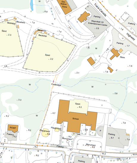 Sources of Nova Scotia Geospatial Data