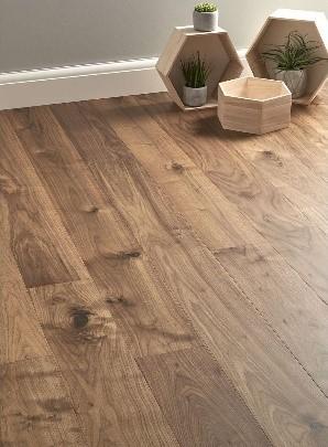 Oiled Wood Flooring
