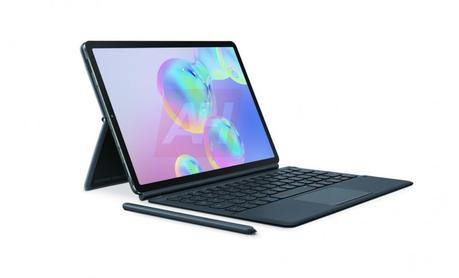 Samsung Galaxy Tab S6's design and colours leak: rumour