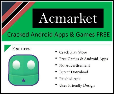 ACMarket APK is the Best Android App Store You Can Blindly Rely On