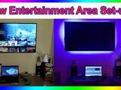 Simple Entertainment Area Small Condo Unit?