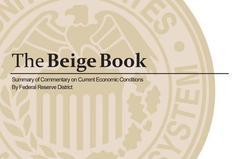 Image result for fed beige book