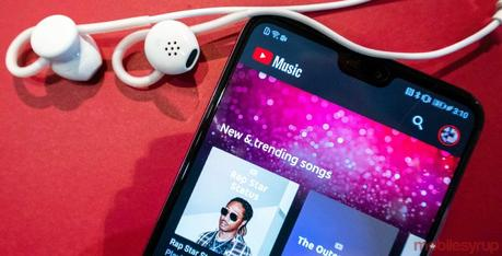 YouTube Music update lets users seamlessly switch between videos and audio
