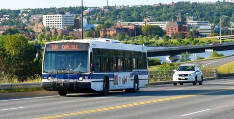 Fredericton Transit brings free Wi-Fi, on-board cameras to select buses