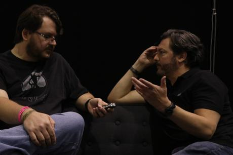 Exclusive Interview with David Hayter!