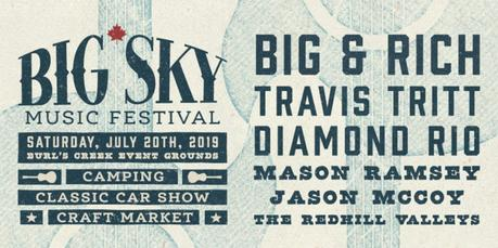 Big & Rich Added to Big Sky Music Festival Lineup + Top 5