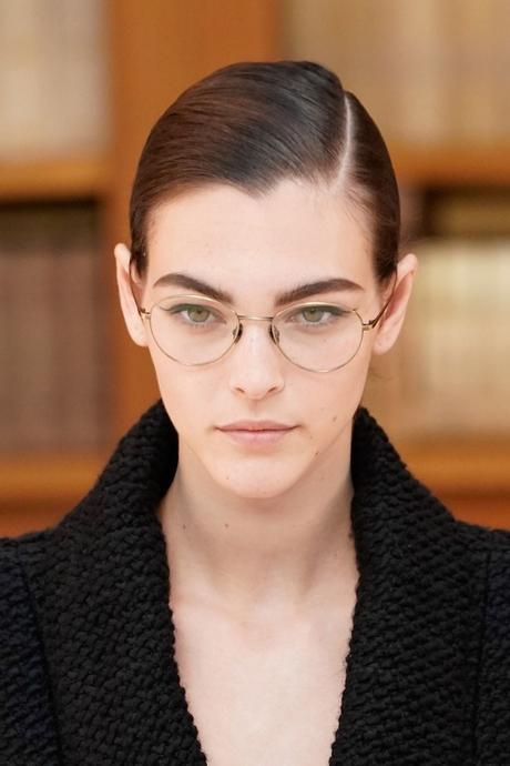 Chanel Haute Couture AW 2019,  Chanel Haute Couture AW 2019 Beauty, Chanel Beauty, Chanel Fashion Show