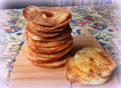Bagel Chips