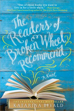 FLASHBACK FRIDAY: The Readers of Broken Wheel Recommends  by Katarina Bivald - Feature and Review