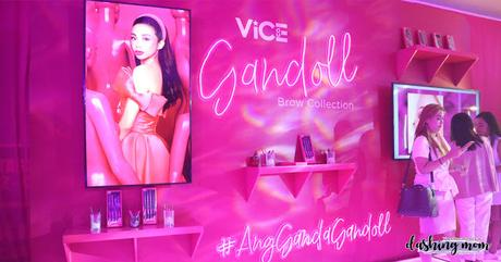Gandoll Volumizing Brow Gel & Gandoll Micro Brow Pencil Launch   Vice Cosmetics
