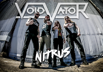 VOID VATOR Debut New Single in Advance of New Album on Ripple Music