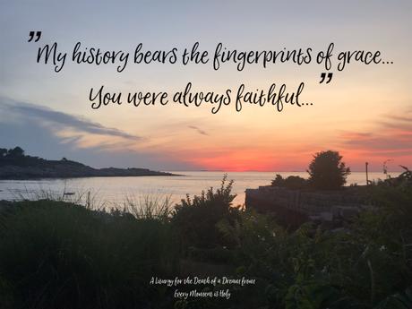 Fingerprints of Grace