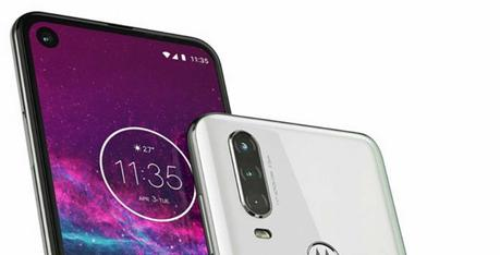 Motorola's upcoming One Action will feature Exynos 9609, 21:9 display
