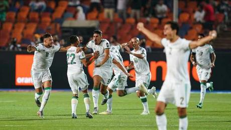 Algeria WIn AFCON 2019