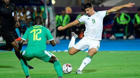 Baghdad Bounedjah Goal