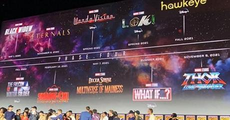 Marvel Phase IV: Obliterating the Walls Between Film and TV