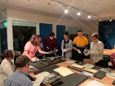 Collections Cataloguing: Box 6 (and other things)