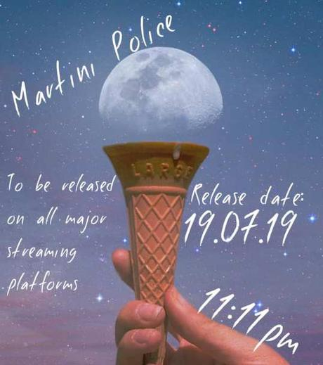 """EP Review: Martini Police – """"11:11pm"""""""