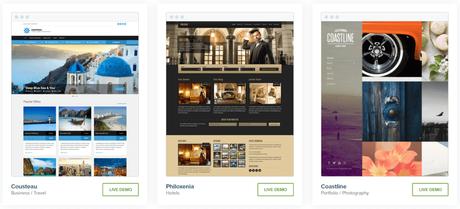 Best Small Business WordPress Themes, wordpress, studiopress, website, themes, cssigniter