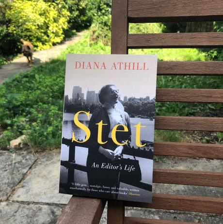 Stet: An Editor's Life by Diana Athill (2000)