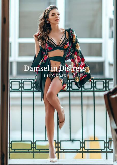 Damsel in distress – Olga Markovic