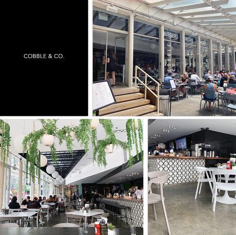 Cobble & Co. Review, Cobble & Co. New York, Cobble & Co. NYC, Cobble & Co.Seaport