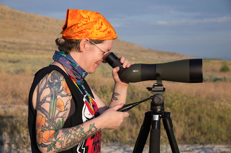 What Equipment Are Used To Perform Digiscoping