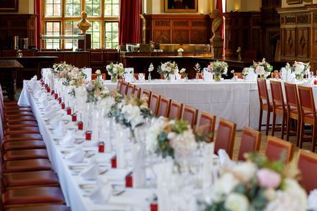 Cambridge College Wedding Photography – Emma and Stuart