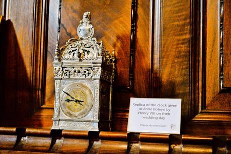 anne boleyn wedding gift, henry viii