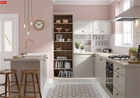 Everything But Kitchen Sink... In PINK?