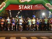 Nerza Hallasgo Wins National MILO Marathon Manila Elims