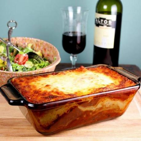Easy Instant Pot Lasagna