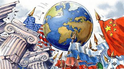 The Corrosion of American Democracy and the World in Disorder