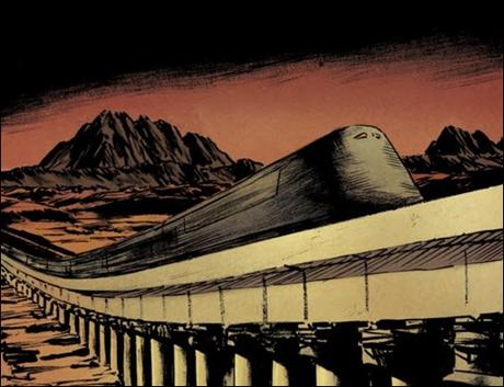 First Look at Snowpiercer: Extinction GN – Coming in September 2019