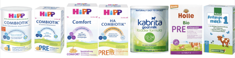 The Best Baby Formulas for Preventing Constipation