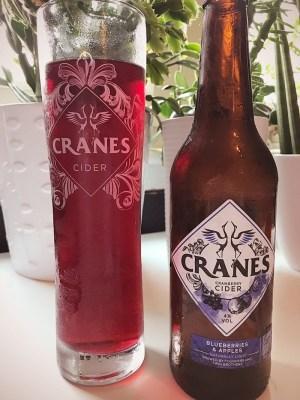 Product Review: Cranes Cranberry Cider