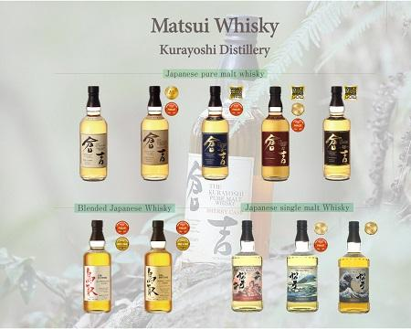 Japanese Whisky Company Scoops International Awards, Makes Waves in Whisky World