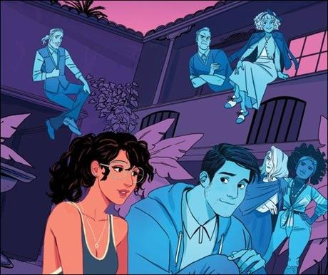First Look: Ghosted in LA #2 by Grace & Keenan (BOOM!)