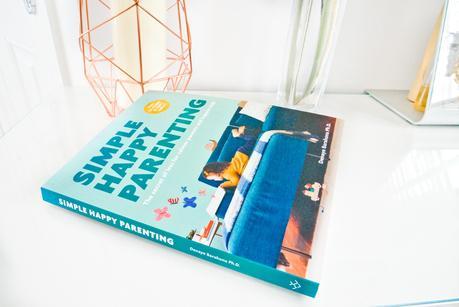 simple happy parenting, simple happy parenting book review, minimalism parenting book,