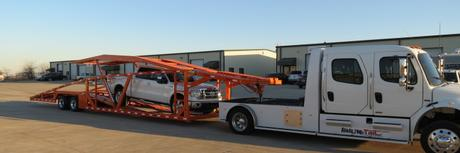 What Are The Different Types Of Car Transport Trailers?