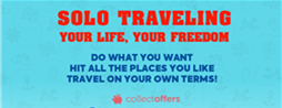 Solo Travelling – Your Life Your Freedom