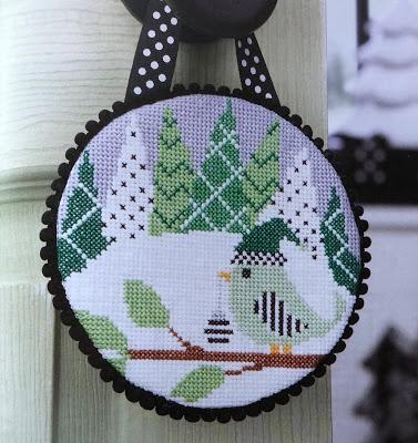 A Cross-Stitch Christmas Book 2019