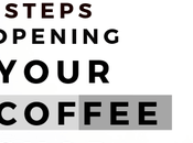 Easy Steps Opening Your Coffee Shop