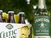 Pairing Green Flash Celtic with Jameson Caskmates Edition
