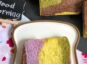 Colorful Bread Loaf