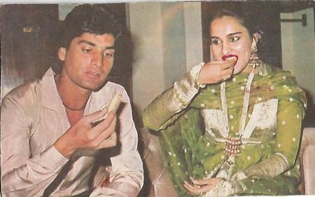Indo Pak Cricket ~ marriages and more !